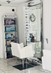 coronavirus safe hairdressers in hertford