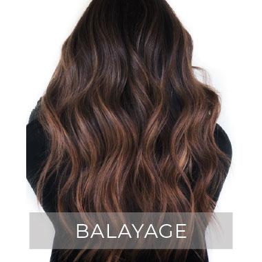 Balayage & Highlights