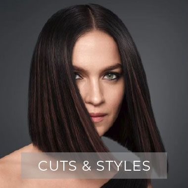 Trained in the latest precision cutting techniques, our <b>skilled hairdressers in Hertford</b> can create a variety of styles from gorgeous bobs, lobs and layered hairstyles to the latest hair trends such as geometric short hair cuts.
