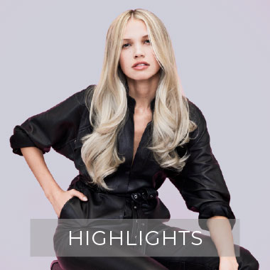 If you're looking for a soft, subtle addition to your hair colour, ask for highlights or lowlights at our hair salon in Hertford. The addition of multiple tones and shades can add interest to any hairstyle.