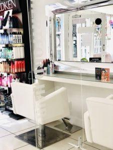 about hertford hairdressing salon hertford