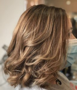 Hertford Hair Caramel Image