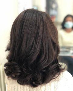Hertford Hair Salon Brunette Hair Colours
