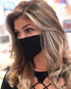 Hertford Hair Salon Face Frame Highlights